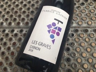 [2018] Chinon, Les Graves, Dom. Fabrice Gasnier